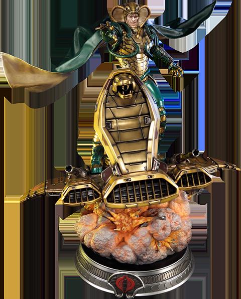 Prime 1 Studio Serpentor Statue