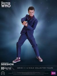Gallery Image of 10th Doctor Sixth Scale Figure