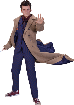 10th Doctor Sixth Scale Figure