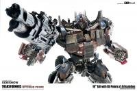 Gallery Image of Optimus Prime Evasion Edition Collectible Figure