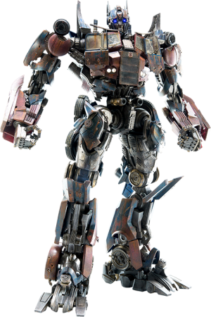 Optimus Prime Evasion Edition Collectible Figure