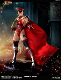 Gallery Image of Shadaloo Cammy Statue