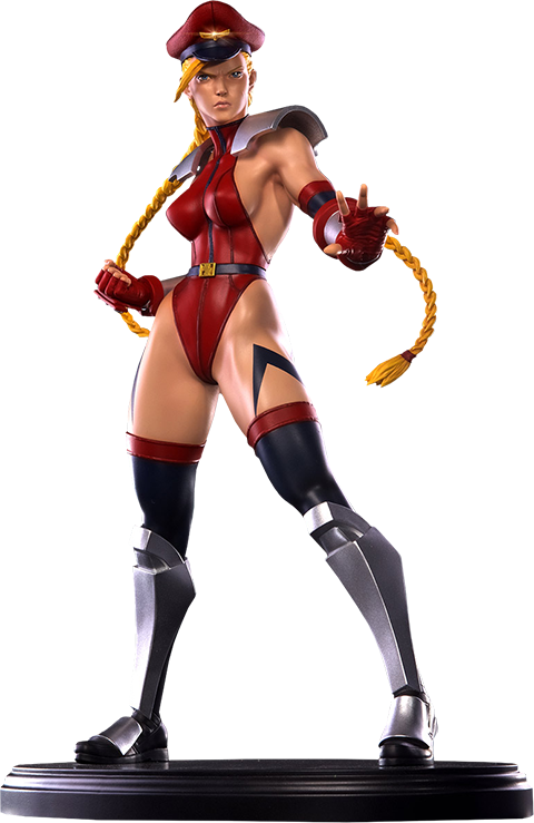PCS Collectibles Shadaloo Cammy Statue