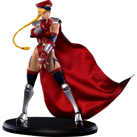 PCS Collectibles Shadaloo Cammy Dictator Statue