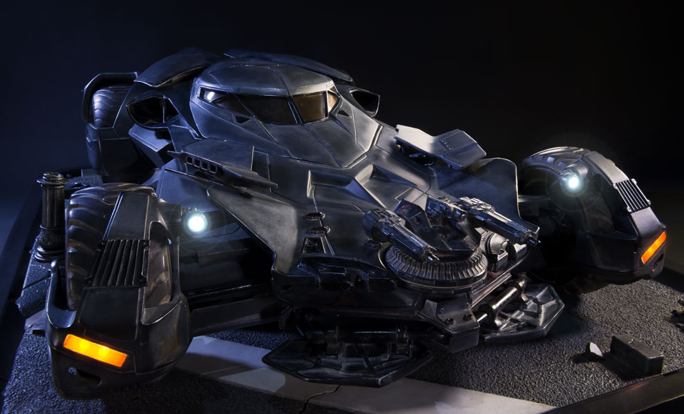 Gallery Feature Image of The Batmobile Diorama - Click to open image gallery