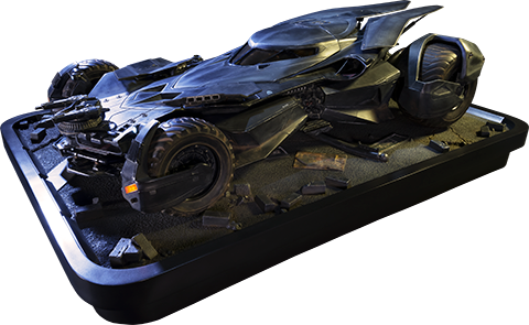 Prime 1 Studio The Batmobile Diorama