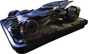 The Batmobile Diorama