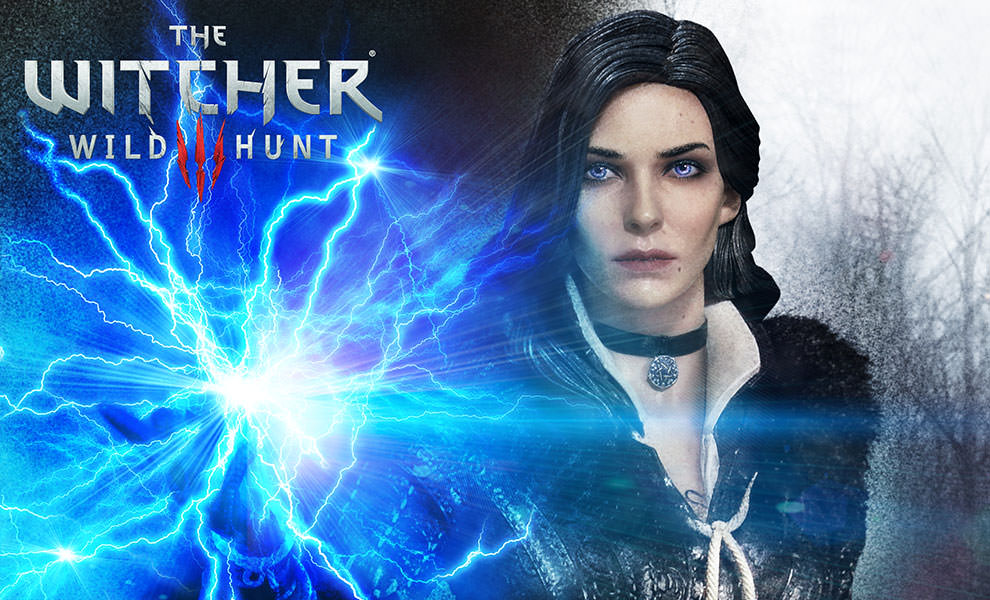 Gallery Feature Image of Yennefer of Vengerberg Statue - Click to open image gallery