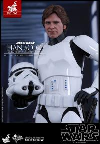 Gallery Image of Han Solo Stormtrooper Disguise Version Sixth Scale Figure