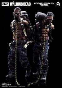 Gallery Image of Michonnes Pet Walker Twin Pack Sixth Scale Figure