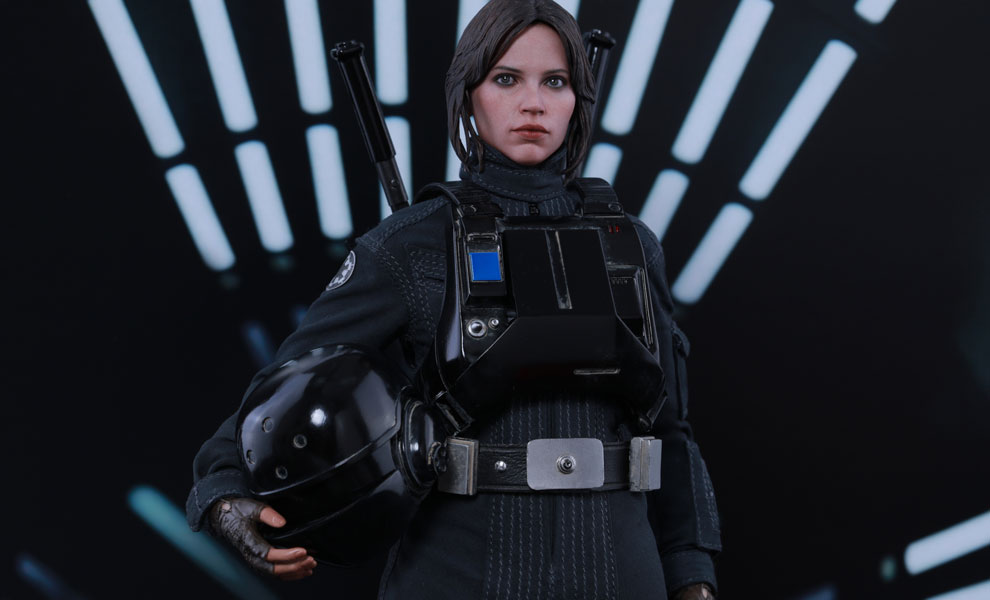 Gallery Feature Image of Jyn Erso Imperial Disguise Version Sixth Scale Figure - Click to open image gallery
