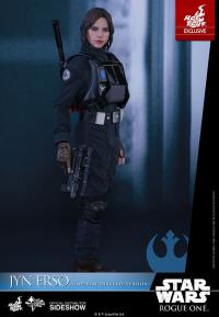 Gallery Image of Jyn Erso Imperial Disguise Version Sixth Scale Figure