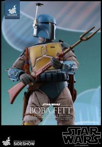 Gallery Image of Boba Fett Animation Version Sixth Scale Figure