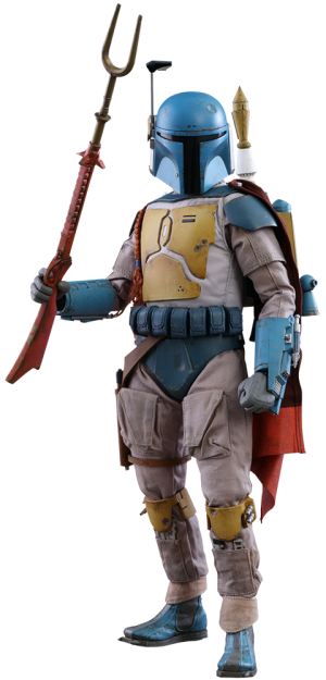 Boba Fett Animation Version Sixth Scale Figure