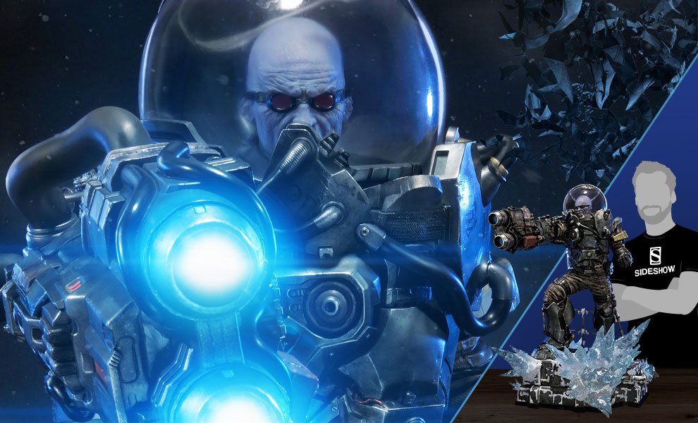 Gallery Feature Image of Mr Freeze Statue - Click to open image gallery