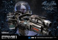 Gallery Image of Mr Freeze Statue