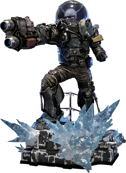 Prime 1 Studio Mr Freeze Statue