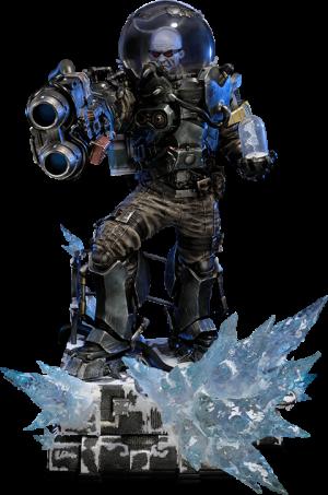 Mr Freeze Statue