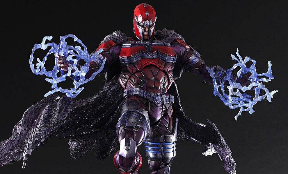 Gallery Feature Image of Magneto Collectible Figure - Click to open image gallery