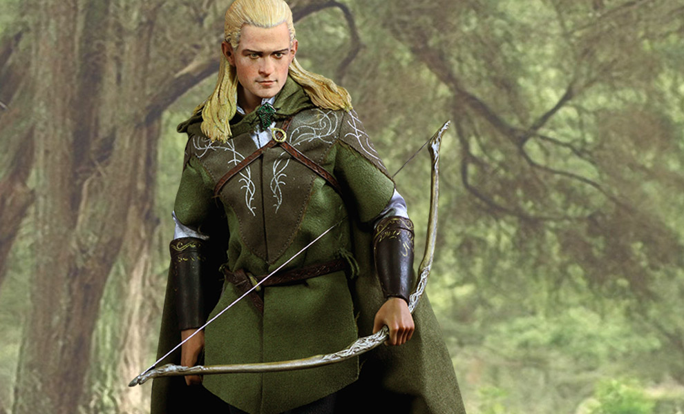 Gallery Feature Image of Legolas Sixth Scale Figure - Click to open image gallery