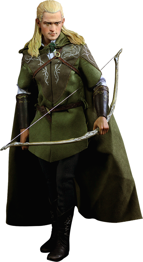 Asmus Collectible Toys Legolas Sixth Scale Figure