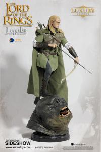 Gallery Image of Legolas Luxury Edition Sixth Scale Figure