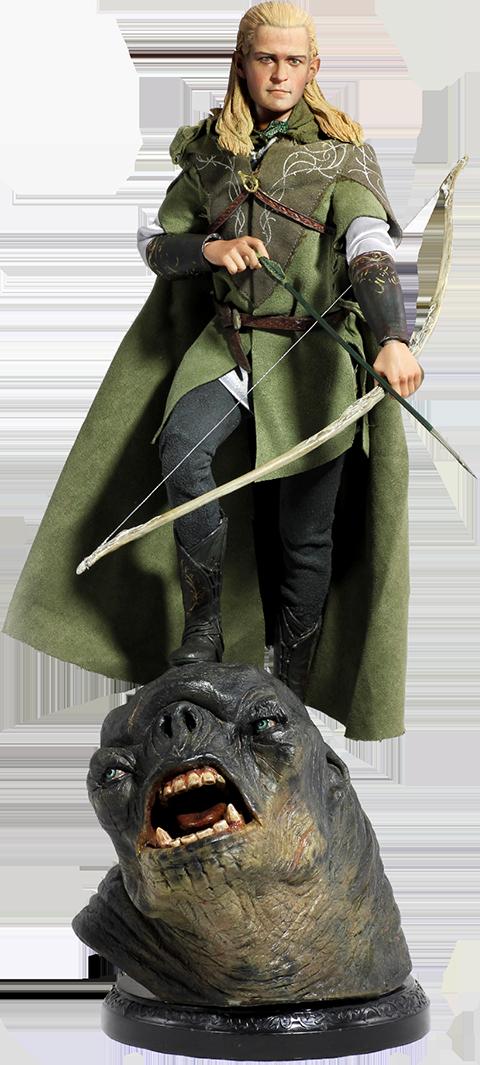 Asmus Collectible Toys Legolas Luxury Edition Sixth Scale Figure