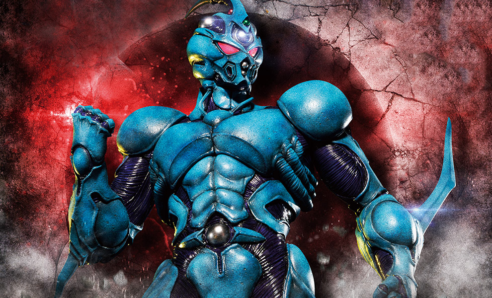 Gallery Feature Image of Guyver I Statue - Click to open image gallery