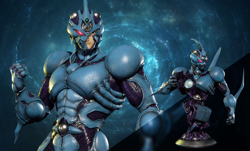 Gallery Feature Image of Guyver I Ultimate Version Statue - Click to open image gallery