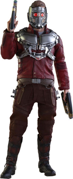 Star-Lord Sixth Scale Figure