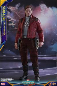 Gallery Image of Star-Lord Deluxe Version Sixth Scale Figure
