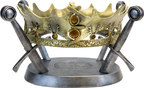 Factory Entertainment The Royal Crown of King Robert Baratheon Prop Replica