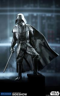 Gallery Image of Darth Vader Figurine Pewter Collectible