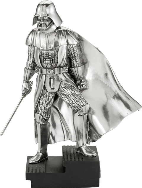 Royal Selangor Darth Vader Figurine Pewter Collectible