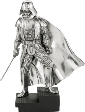 Darth Vader Figurine Pewter Collectible