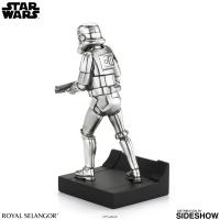 Gallery Image of Stormtrooper Figurine Pewter Collectible