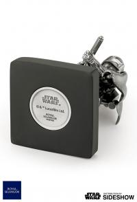 Gallery Image of Boba Fett Figurine Pewter Collectible