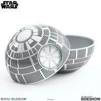 Gallery Image of Death Star Trinket Box Pewter Collectible