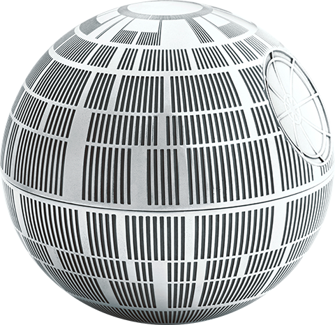 Royal Selangor Death Star Trinket Box Pewter Collectible