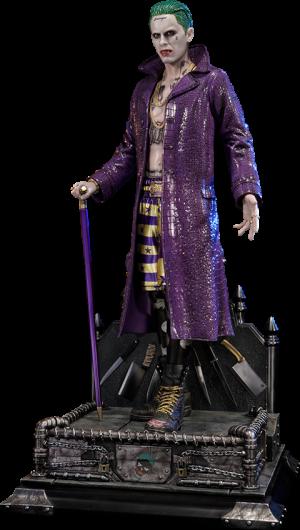 The Joker Statue