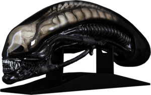 Gigers Alien Life-Size Head Prop Replica