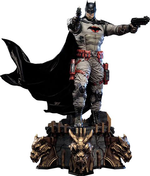 Prime 1 Studio Batman Flashpoint Version Statue
