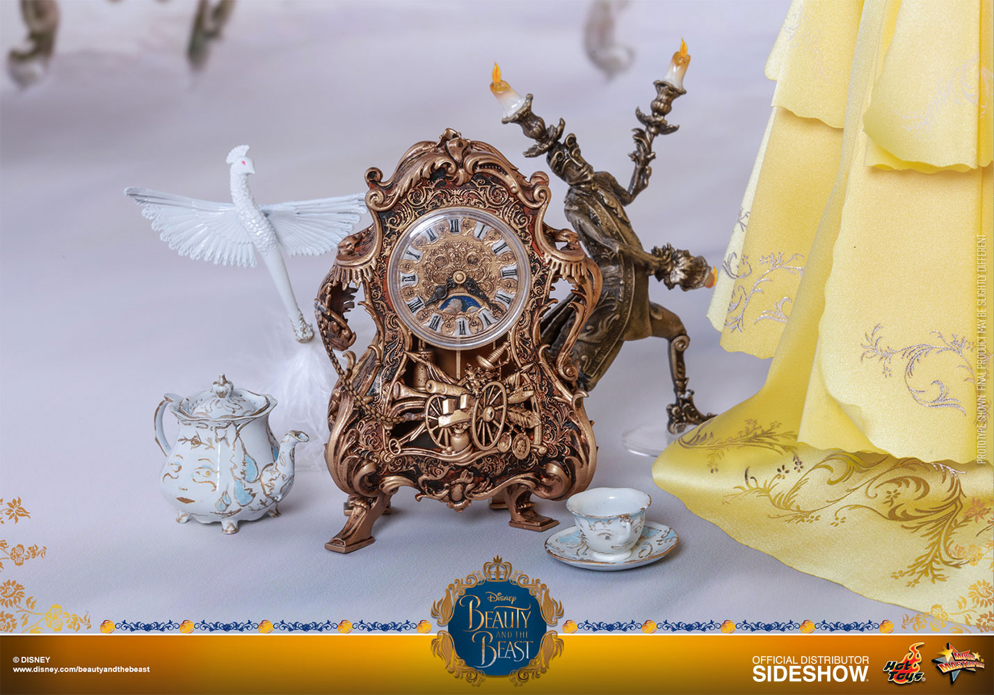 Beauty And The Beast Collectibles >> Disney Belle Sixth Scale Figure By Hot Toys Sideshow Collectibles