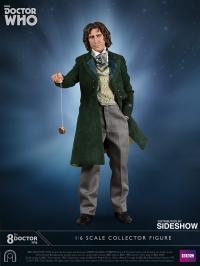 Gallery Image of 8th Doctor Sixth Scale Figure