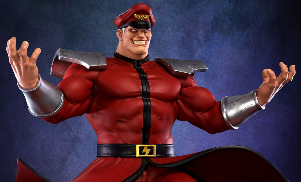 Gallery Feature Image of M. Bison Statue - Click to open image gallery