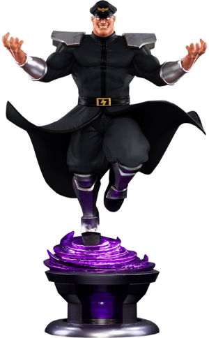 M Bison Player 2 Statue