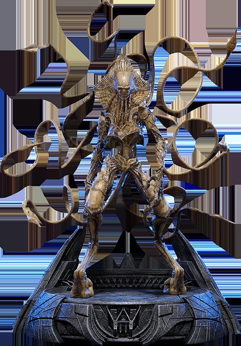 Prime 1 Studio Alien Colonist Statue