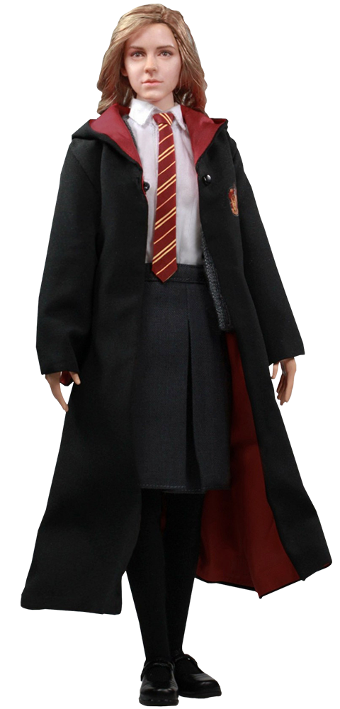 Star Ace Toys Ltd. Hermione Granger Teenage Uniform Version Sixth Scale Figure