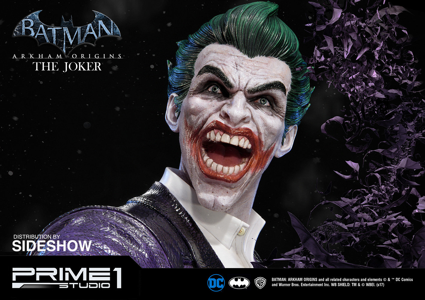Dc Comics The Joker Statue By Prime 1 Studio