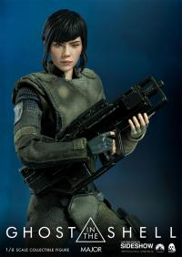 Gallery Image of Major Sixth Scale Figure